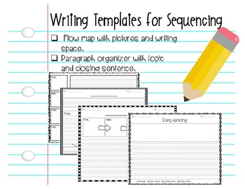 Writing Templates for Sequencing