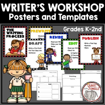 Writer's Workshop Writing Templates