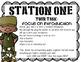 Writing Test Prep Informational for Upper Grades