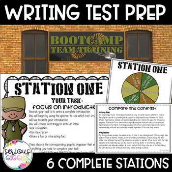 Informational Writing - Test Prep