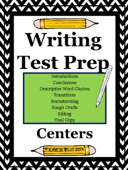 Writing Test Prep Centers