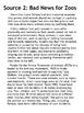 Writing Test Prep- FSA, OAKS, AIR, STAR, & PARCC Paired Passages & Prompt