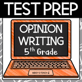 Writing Test Prep Packet - Grade 5