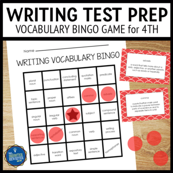 Writing Test Prep 4th Grade