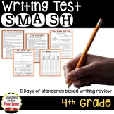 Test Prep Grade 4 Writing Review