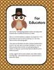 Writing Thanksgiving Letters: ELA 3-6
