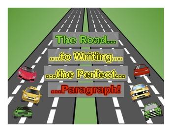 Write - The Perfect Paragraph! (Activity Bundle)