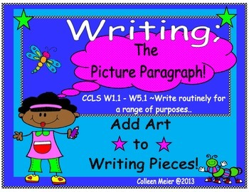 Writing; The Picture Paragraph