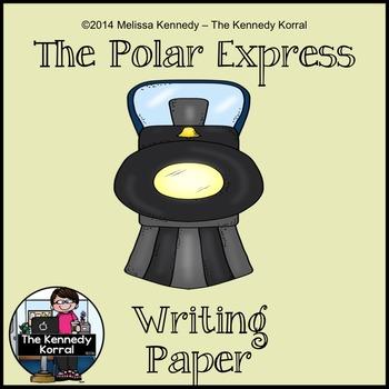 Writing Paper: Polar Express