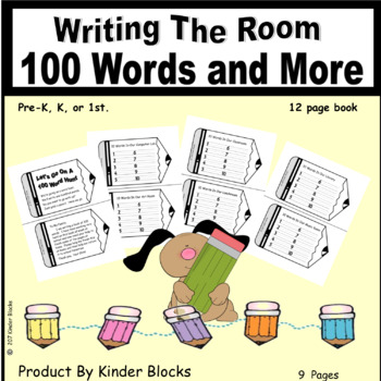 Writing The Room And More!  100 Words!