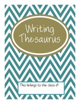 Writing Thesaurus