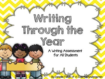 Writing Though the Year
