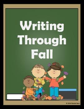 Writing Through Fall