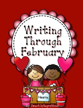 February Writing Prompts and Graphic Organizers