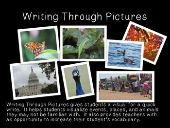 Writing Through Pictures