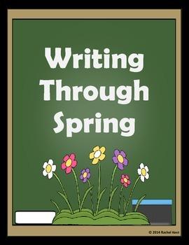 Writing Through Spring