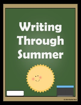 Writing Through Summer