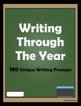Writing Through The Year Bundle