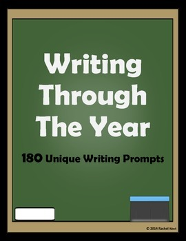Writing Through The Year Bundle