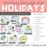 Writing Through the Holidays BUNDLE