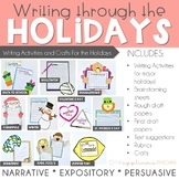 Writing Through the Holidays BUNDLE
