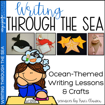 Writing - Ocean Animals - Writing Through the Sea