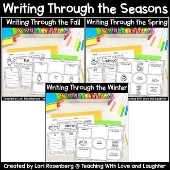 Writing Through the Seasons Bundle