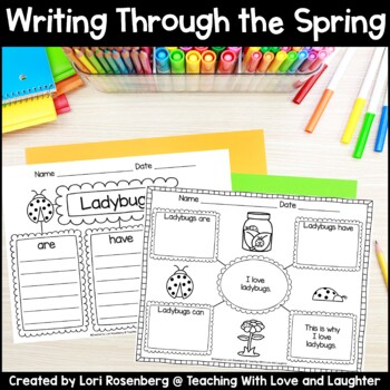 Writing Through the Spring