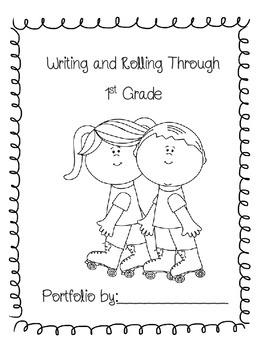 Writing Through the Year Portfolio