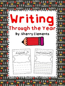 Writing Through the Year