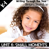 Writing Through the Year Unit 6