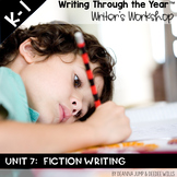 Writers Workshop :Writing Through the Year Unit 7 Fiction Writing