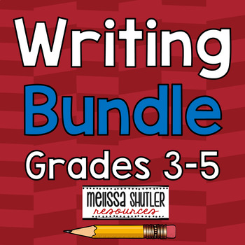 Writing Through the Year with the Common Core in Grades 3-4