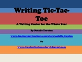 Writing Tic-Tac-Toe Center