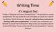 Writing Time Slides