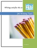 Writing Tips, Samples and Prompts by Angela Gall