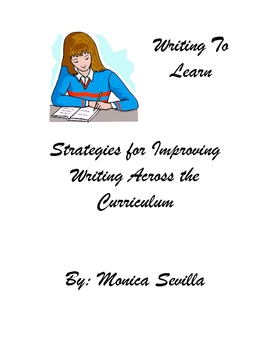 ttms writing across the curriculum common