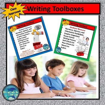 Writing Toolbox Set