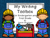 Writing Toolbox for Kindergarten and First Grade