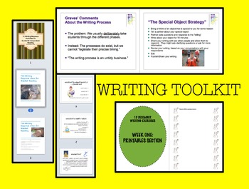 Writing Workshop Toolkit