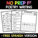 Poetry Writing Writers Workshop Unit