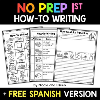 Writers Workshop Unit - Procedural How To Writing