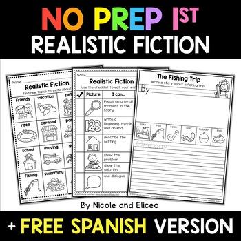 Writers Workshop Unit - Realistic Fiction Writing