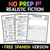 Realistic Fiction Writing Writers Workshop Unit
