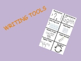 Writing Tools Guidance