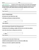 Writing Topic Sentences: Worksheets & Activities