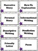 Writing Topics: Ideas for Writing Cards - King Virtue