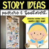 Writing Topics Posters: Generating Ideas for Stories in Ki