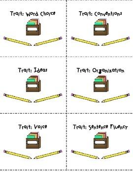 Writing Trait Labels