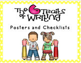 Writing Traits - Posters and Checklists